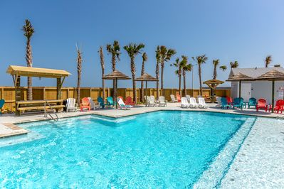 Pool - This townhouse is professionally managed by TurnKey Vacation Rentals.