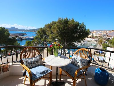 Photo for Port Flair-top location! Apartments with fantastic sea views.