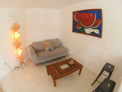 Photo for 2 Person townhouse in historic center of Merida