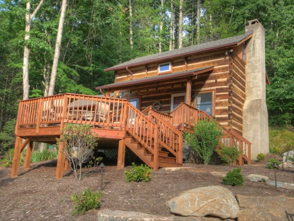 friendly prettycabin vacations sugar rentals cabin mountain dog nc cabins retreat brevard dogwoods