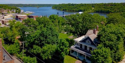 Photo for Historic Stillwater Home, Downtown, Walkable, Colonial Revival Design