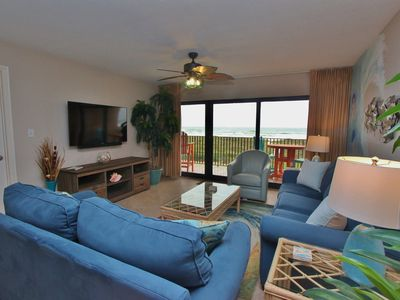 Photo for Newly Renovated Oceanfront Condo - Awarded 2019 #1 In South Padre Island TX