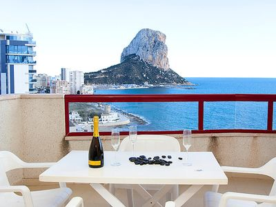 Photo for Apartment Amatista  in Calpe/ Calp, Costa Blanca - 2 persons, 1 bedroom