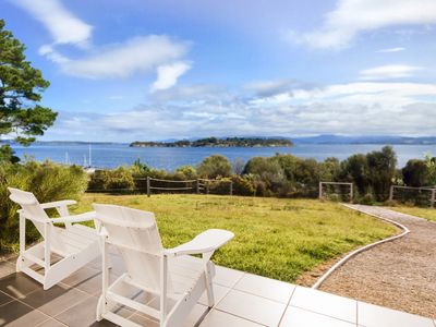 Photo for Tasmania Holiday House, Manfield Seaside Bruny Island, Beach/Waterfront, 3 BR