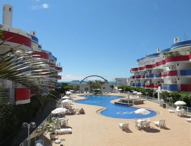 Photo for Apartment 30 meters from the sea. 3 beds 8 pax 2 bathrooms, balcony and barbecue!