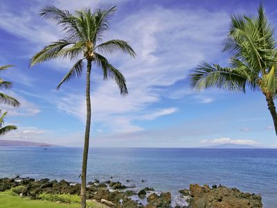 Photo for Oceanfront - Spectacular Views - Private - Makena Surf F207