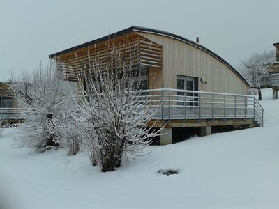 Photo for HOLIDAY VILLAGE OF LAKE MENET / FACING THE LAKE OF 14 HECTARES