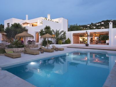Photo for Modern house with Ibiza spirit