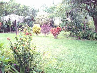 Photo for Friendly apartment for rent in seasonal on Sainte-Anne Martinique