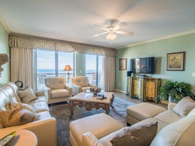 Photo for Upscale Oceanfront Retreat. Stunning View. Perfect for a Quiet Getaway or Family Beach Trip.
