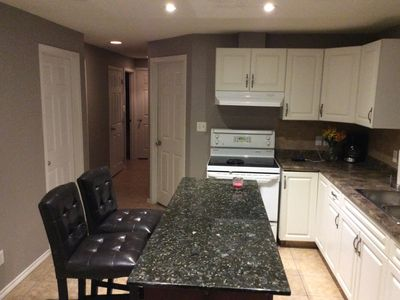 Photo for Nice Furnished And Clean Basement Apartment!
