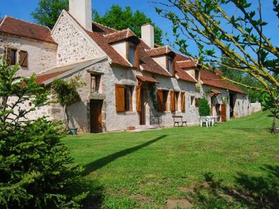 Photo for Gite Braize, 3 bedrooms, 7 persons