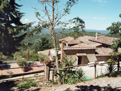 Photo for 2BR Apartment Vacation Rental in GAIOLE IN CHIANTI  (SI)