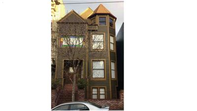 Photo for The Painted Man - SF Historic Victorian Mansion 8 Bedrooms  4.5 Bath  5000sf