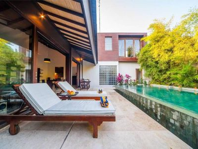 Photo for 3 Bedroom Tirta Villa A in Sanur