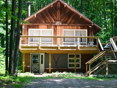 Northern Michigan Getaway:Great Location for Outdoor Vacation!