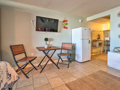 Photo for NEW! Oceanfront Studio-10 Min to Main St. Daytona
