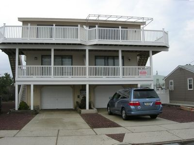 Photo for Big Comfy Family Beach House - Super Short Walk to Everything!