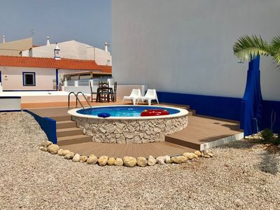 Photo for Casa Mestre André - Traditional house, Garden, Pool and Privative Parking