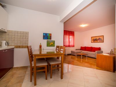 Photo for One bedroom apartment in Makarska A3