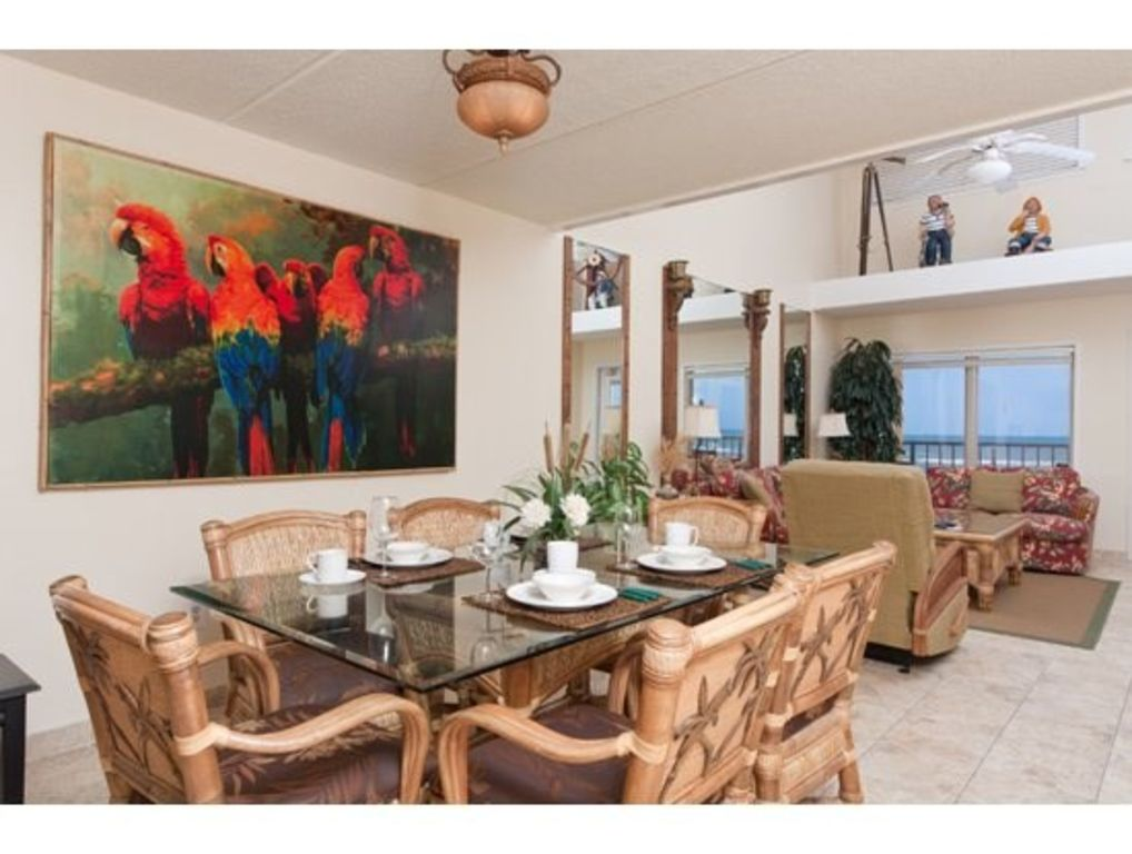 July SAVINGS — Penthouse Gorgeous View of the Gulf