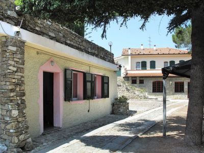 Photo for Apartment Residence Colle dei Bardellini (IMP406) in Imperia - 6 persons, 2 bedrooms