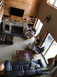 Photo for Spacious Pine Lakefront Townhome at Izaty's Resort
