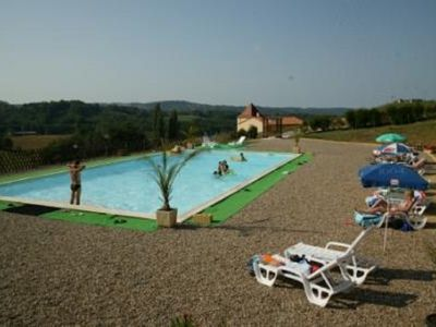 Photo for 5 gites of 65m² with 2 bedrooms and communal swimming pool