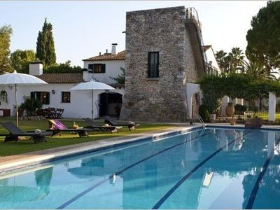 Photo for 10BR Villa Vacation Rental in Valles Altos, Sant Pere de Ribes