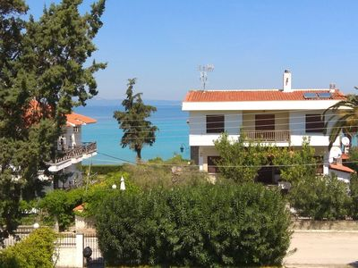Photo for Polichrono Apartment 20m from the Sea