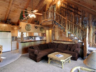 Photo for Great Family Place! Seperate Den & Family Rooms, Hot Tub, Pool Table, Lake View