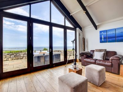 Photo for Prepare to be inspired - this is a holiday cottage with a difference. The wow factor begins even bef