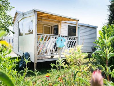 Photo for Camping Bay **** - Mobil Home 3 Rooms 5 People