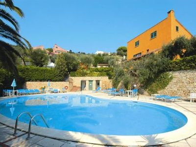 Photo for Residence Il Borgo, Finale Ligure  in Riviera di Ponente - 5 persons, 1 bedroom
