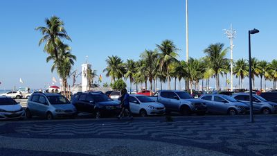 Photo for App. With entrance / exit to Leme beach next to Copacabana
