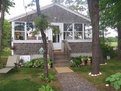 Photo for Cottage for Rent, 5 Min. Walk to 'Goose Rocks Beach'