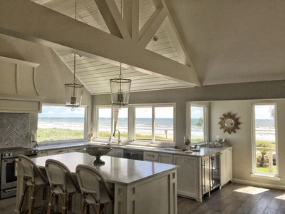 Photo for Gorgeous, spacious newly remodeled beachside home in Pirate's Beach