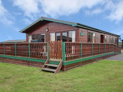 Photo for CAB11 Luxury Cabin on Mulroy Bay in Donegal - Sleeps 8