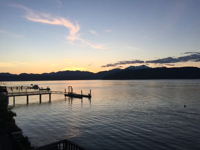 Photo for Beach living! Rest, relax, and rejuvenate on Hood Canal's most desireable coast