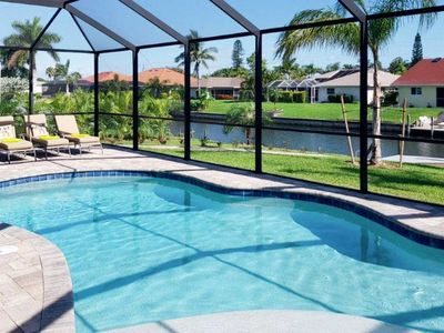 Photo for Vacation home On Water (CCR438) in Cape Coral - 8 persons, 3 bedrooms
