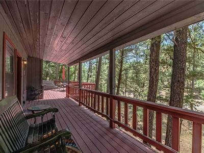 Photo for Fort Getaway - Three Bedroom Cabin with Hot Tub