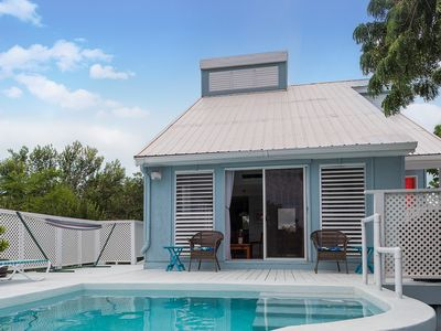 Photo for 2BR/2BA Charming Oceanview Cottage w/ Private Plunge Pool - sleeps 6