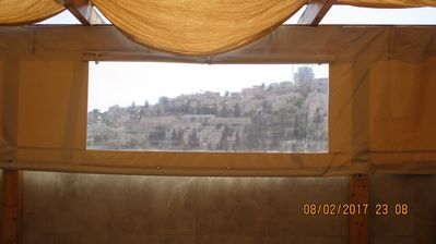 Photo for kosher  3 room apartment with huge porch panoramic view