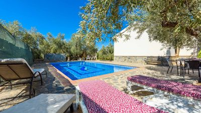 Photo for Pet-friendly holiday home with three bedrooms in Villanueva del Trabuco