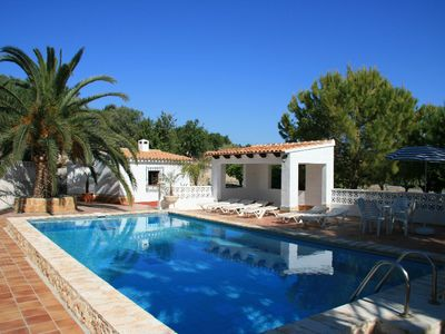Photo for Finca Alhambra - spacious and characterful property in Benissa