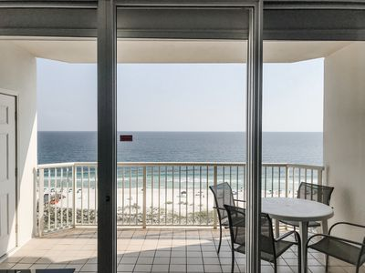 Photo for Beachfront Oceanfront Condo. Beach Club Catalina