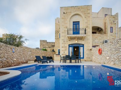 Photo for Andrea Holiday home with private pool, tranquillity and relaxing moments: Gozo