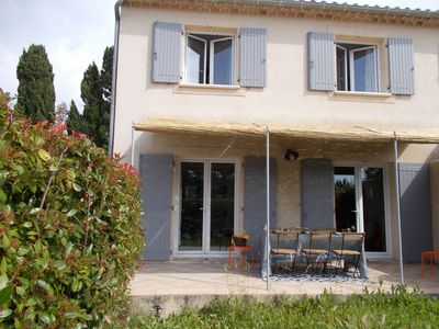 Photo for Villa in the countryside located between Avignon and St Rémy de Provence