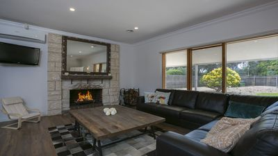 Photo for Gorgeous Limestone Cottage in Blairgowrie-sleeps 6 or 8 w bungalow.