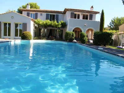 Photo for Charming Villa Of 240 m2 With Golf View